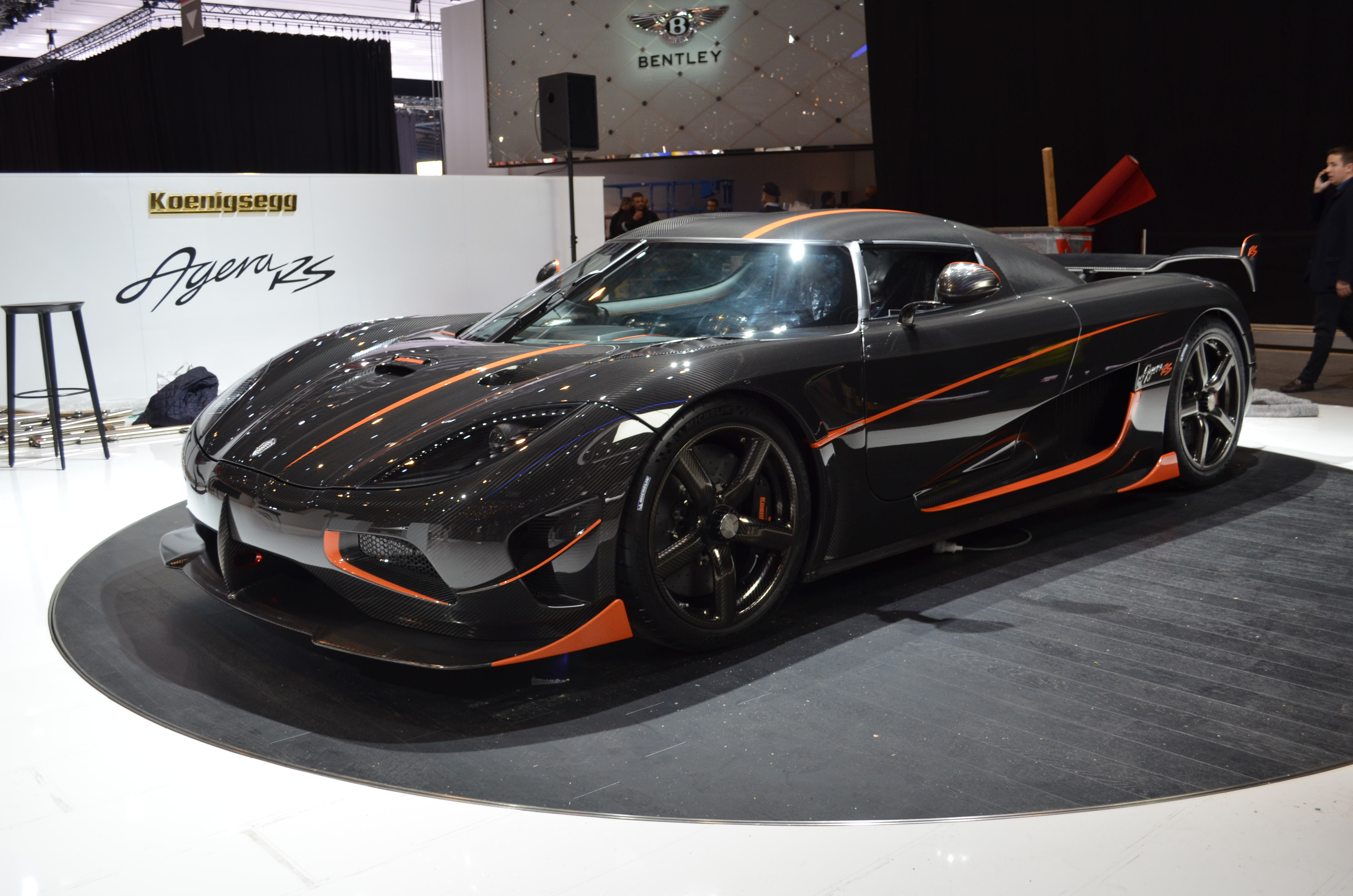 The Million Agera Rs Supercar Is Sold Out Exotic Car List