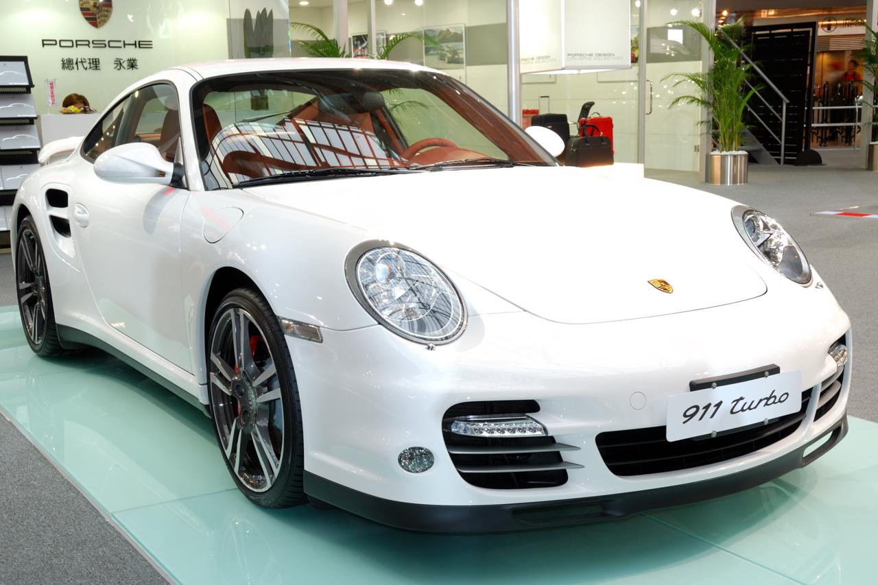 Porsche 911 Turbo (997 Gen II)