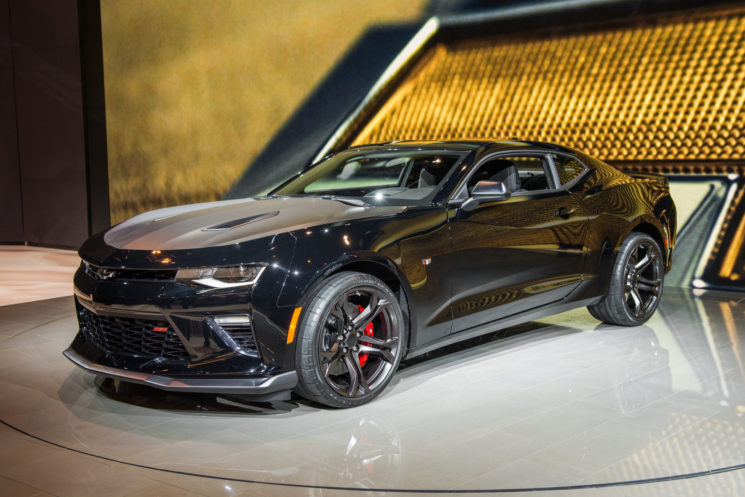 2017 Chevrolet Camaro 1ss >> Top 2016 Chicago Auto Show Debuts - Exotic Car List