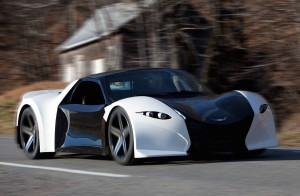 Tomahawk Electric Supercar