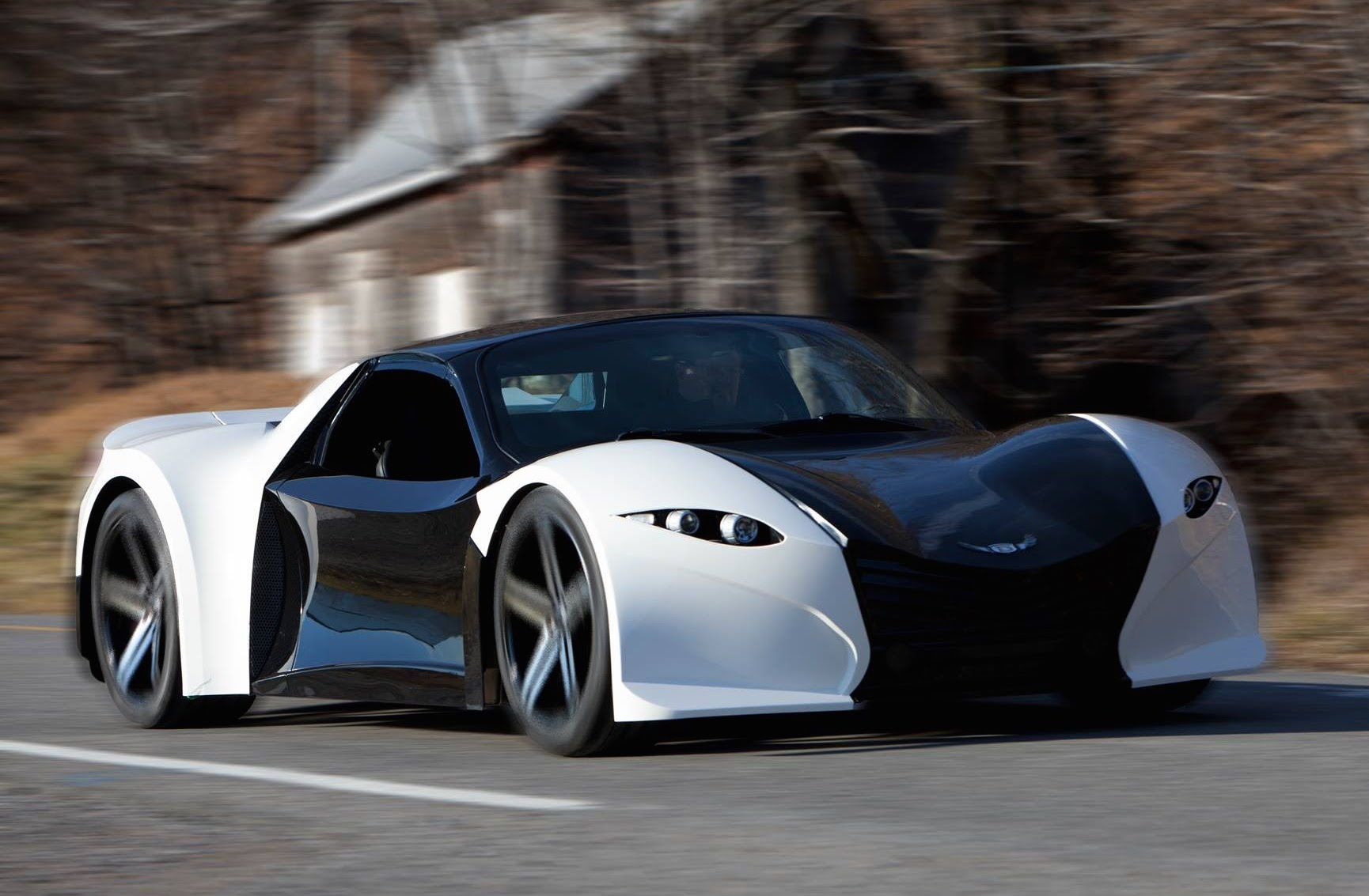 Tomahawk Electric Supercar