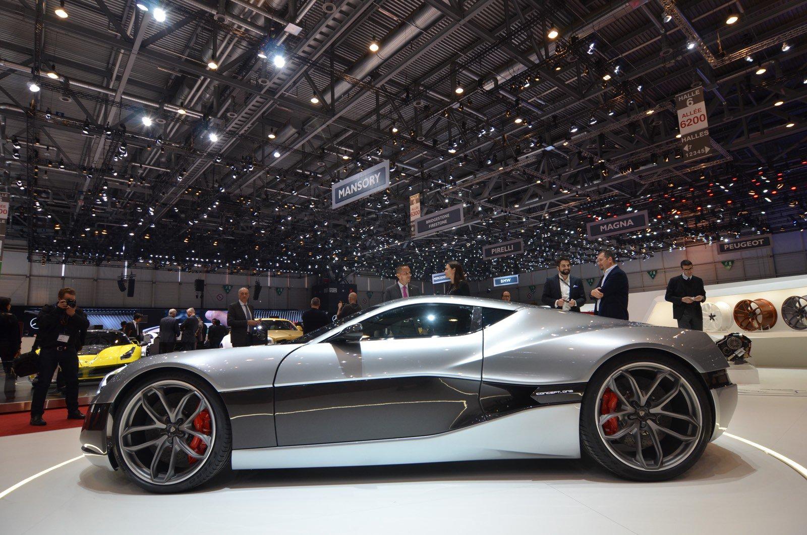 Rimac Concept One Exotic Car List