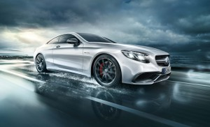 2016 Mercedes-Benz S-Class Coupe S63 AMG