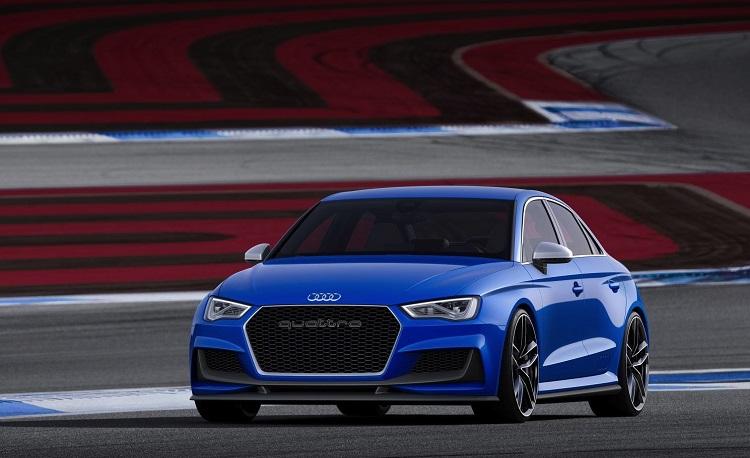 Audi rs3 coming to usa