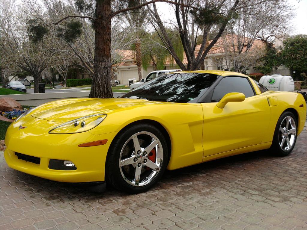 Corvette Detailed