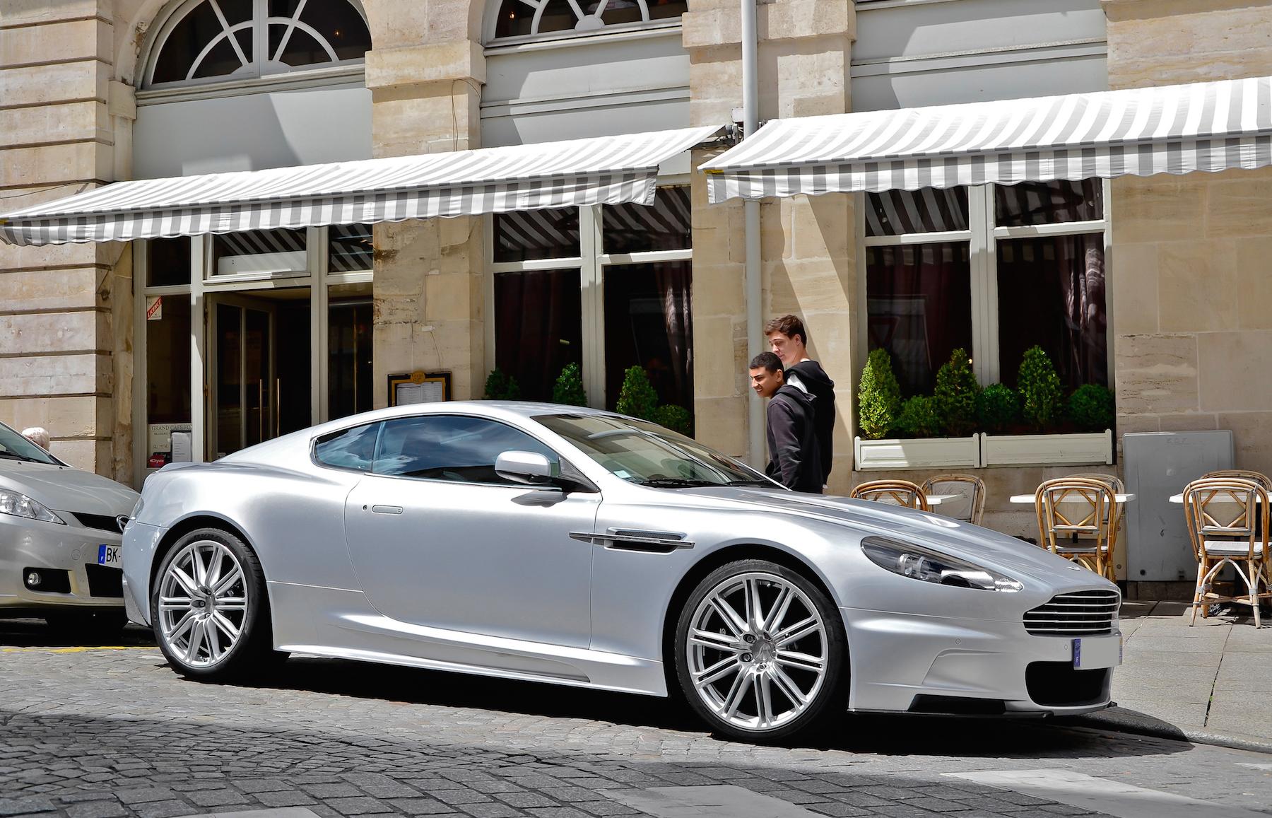 Aston Martin Dbs Vs Ferrari California Exotic Car List