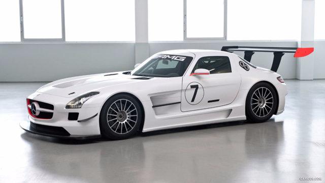 Mercedes Benz Sls Amg Gt3 Race Car