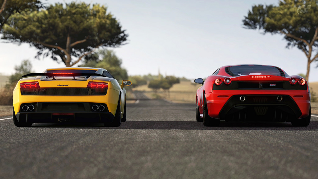Lamborghini Gallardo Vs Ferrari F430 Exotic Car List