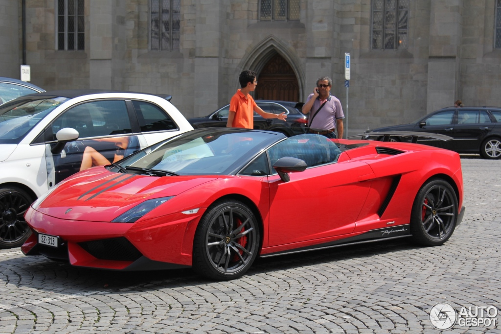 Top 5 Lamborghini Gallardo Special Editions Exotic Car List