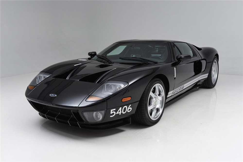 Ford Gt Cp