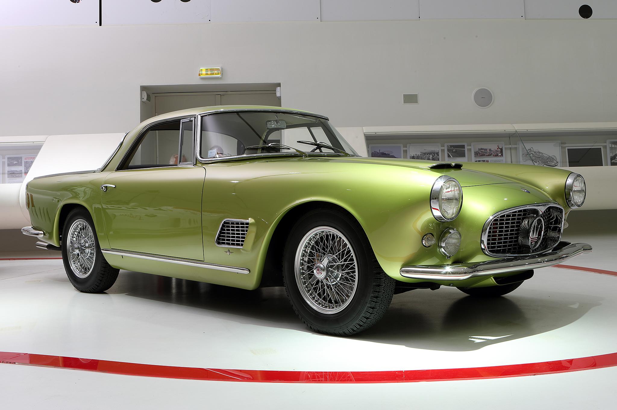 60's - Maserati 3500 GT (1957-1964)