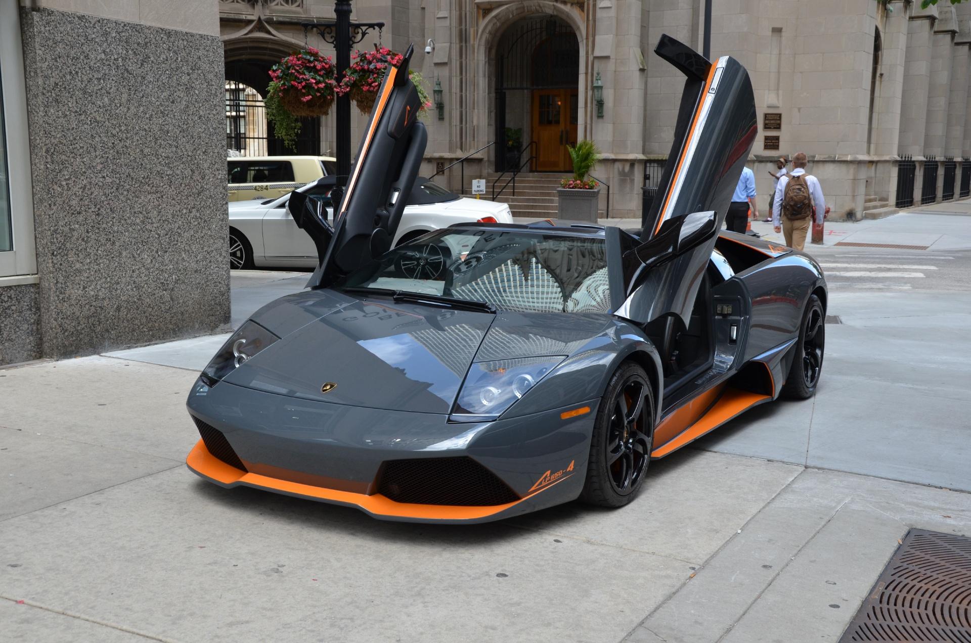 Lamborghini Murcielago Lp640 4 Konitono