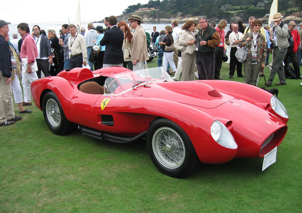 Top 10 Most Expensive Classic Cars Sold at Auction - Exotic Car List