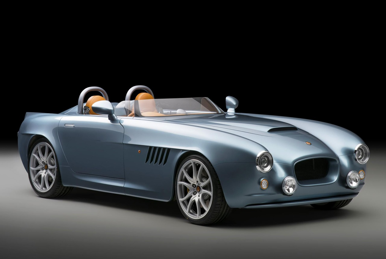 The Bristol Bullet Unveiled Exotic Car List