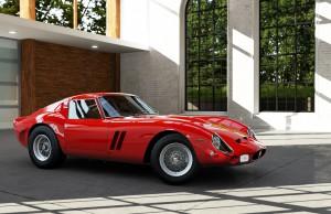 Ferrari 250 GTO (Gran Turismo Omologato) Berlinetta