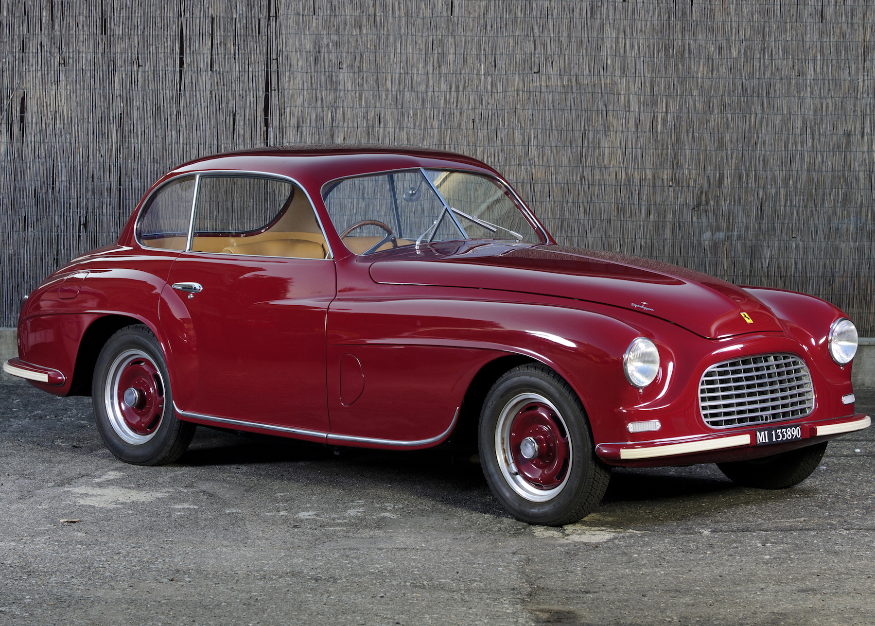 Ferrari 166 Inter (1948-1950)