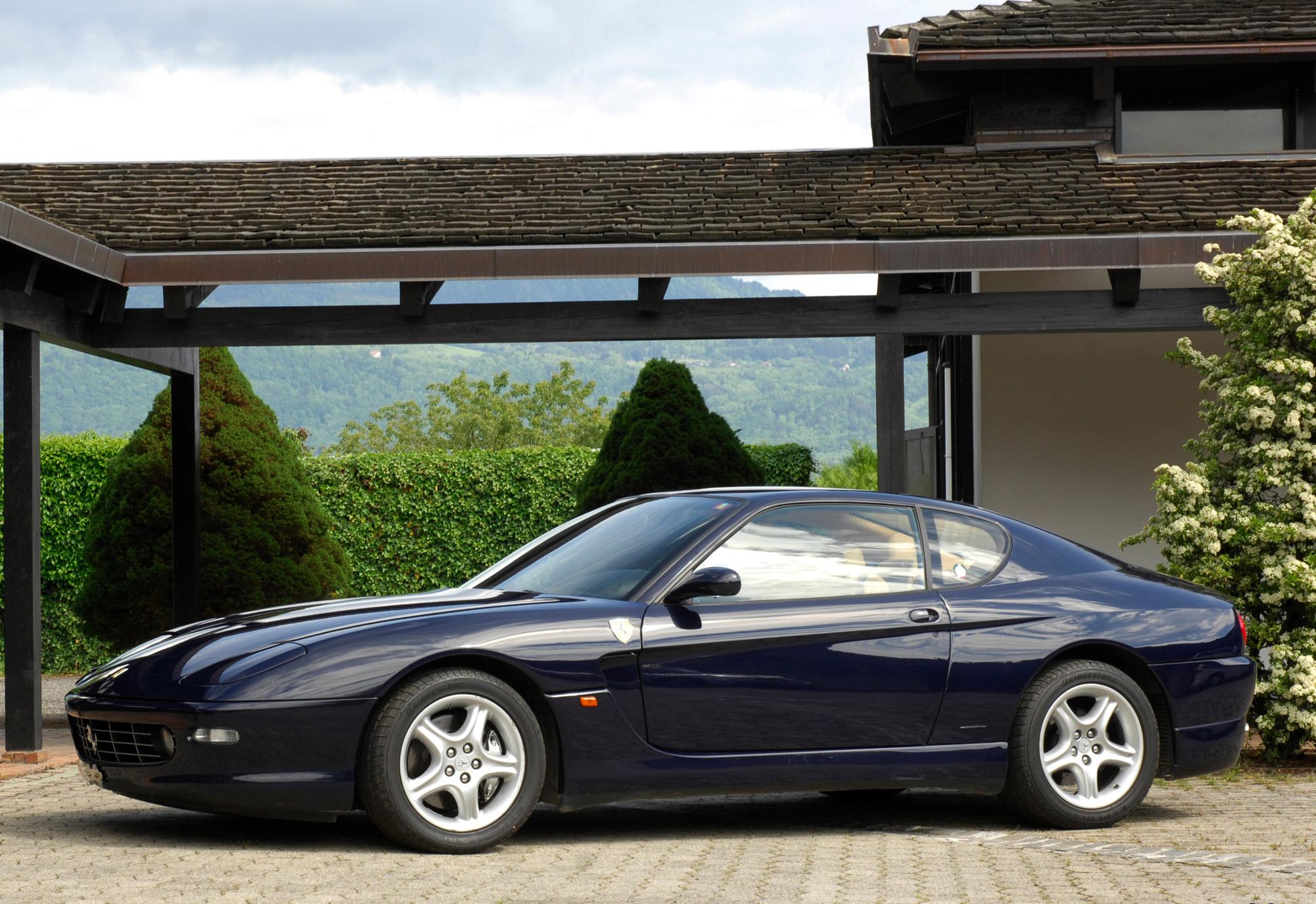 wallpapers_ferrari_456_1998_1 Elegant Ferrari F 108 Al-mondial 8 Cars Trend