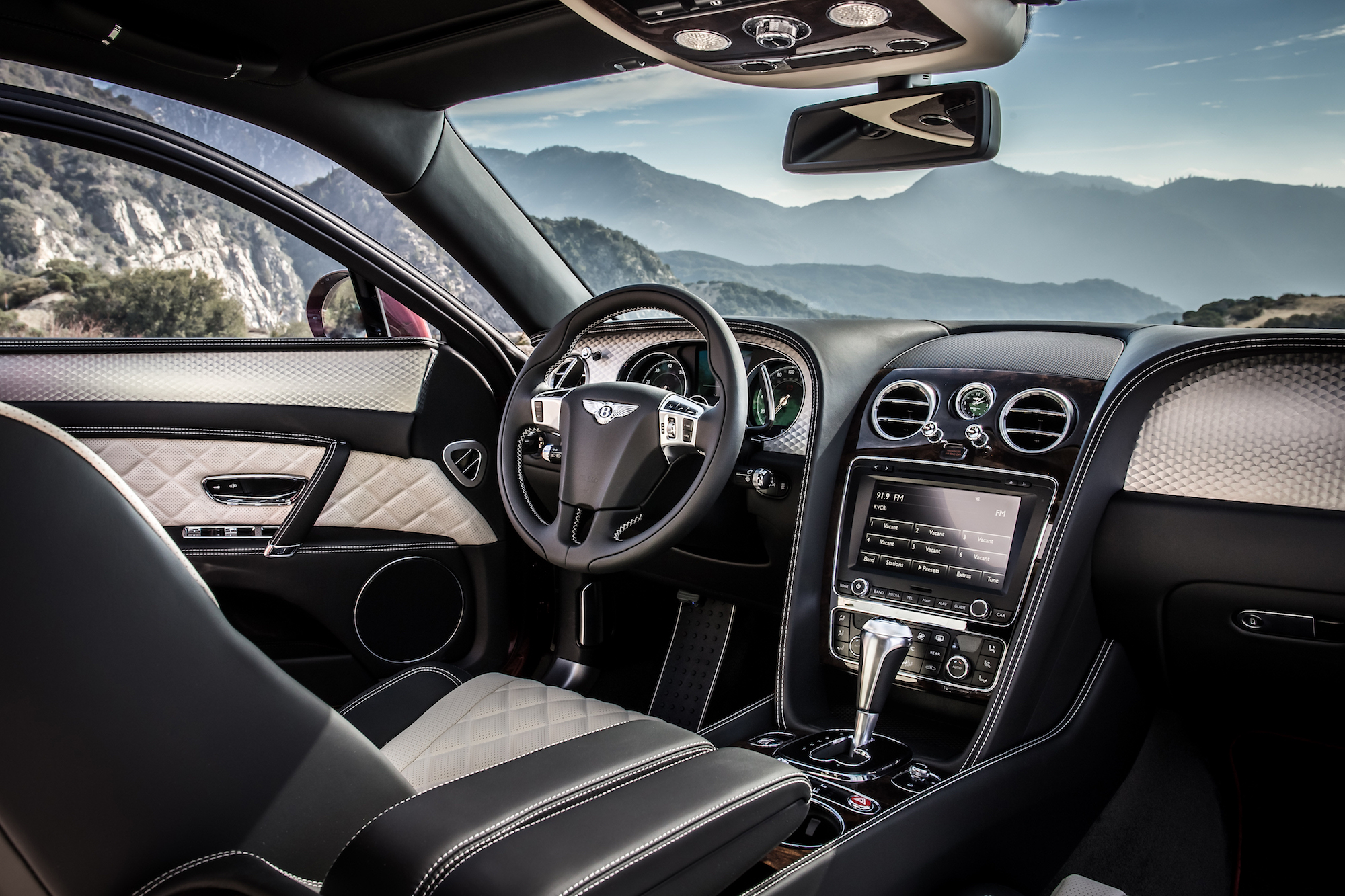 2017 bentley flying spur w12 s is 202 mph luxury exotic car list. Black Bedroom Furniture Sets. Home Design Ideas