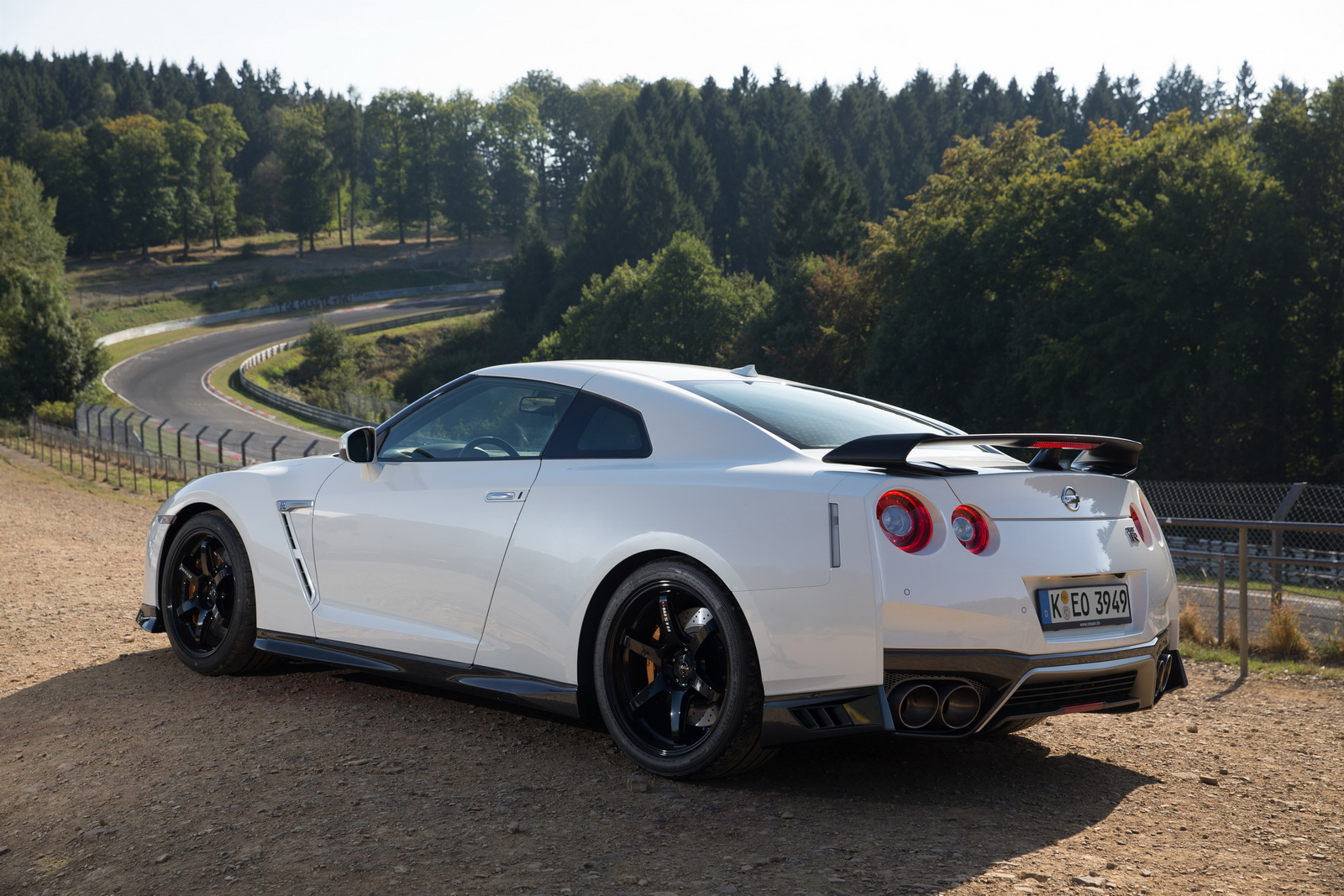 Meet The 2017 Nissan GT-R Track Edition - Exotic Car List