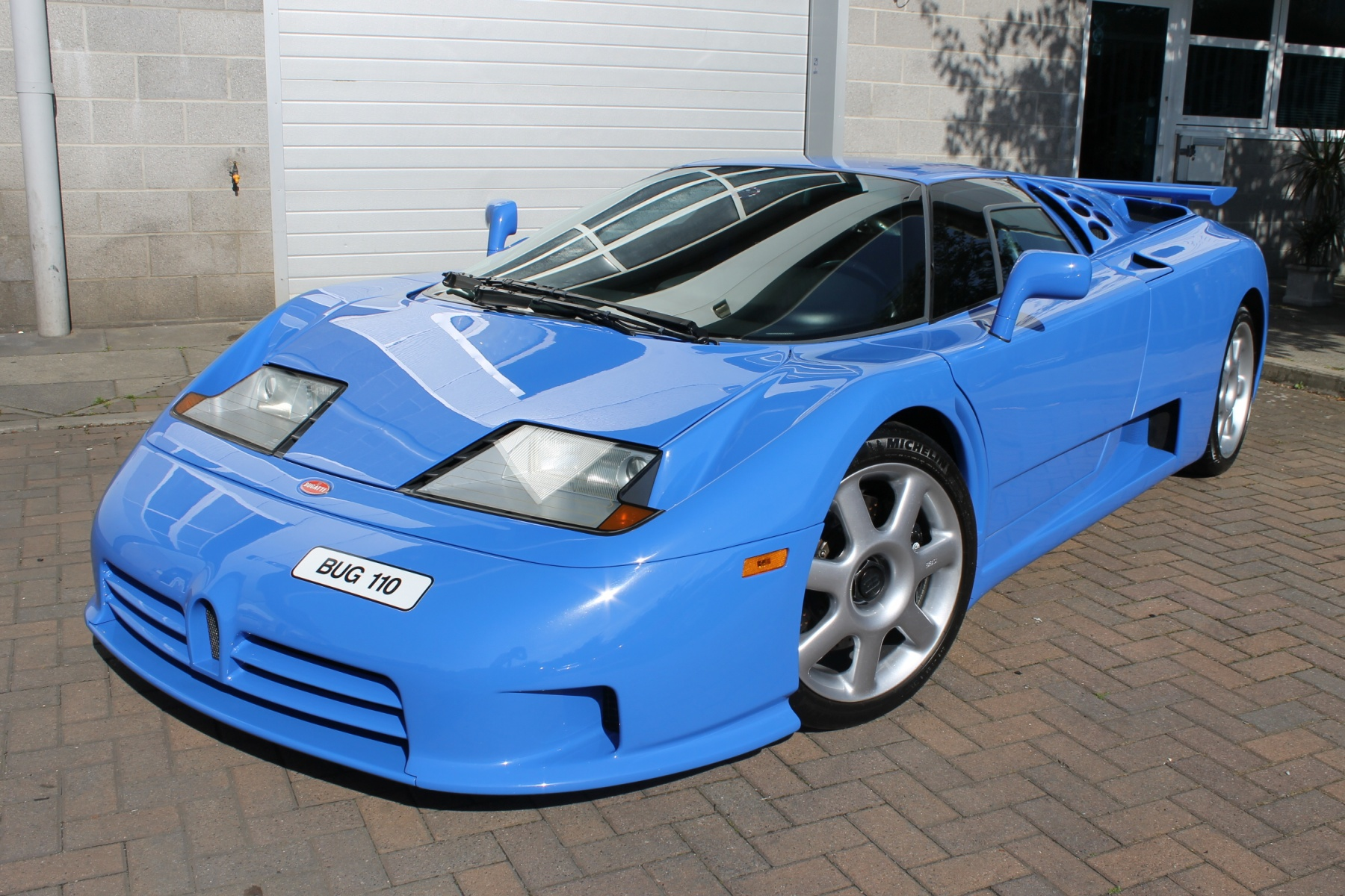 1994 Bugatti EB110 For Sale - Exotic Car List