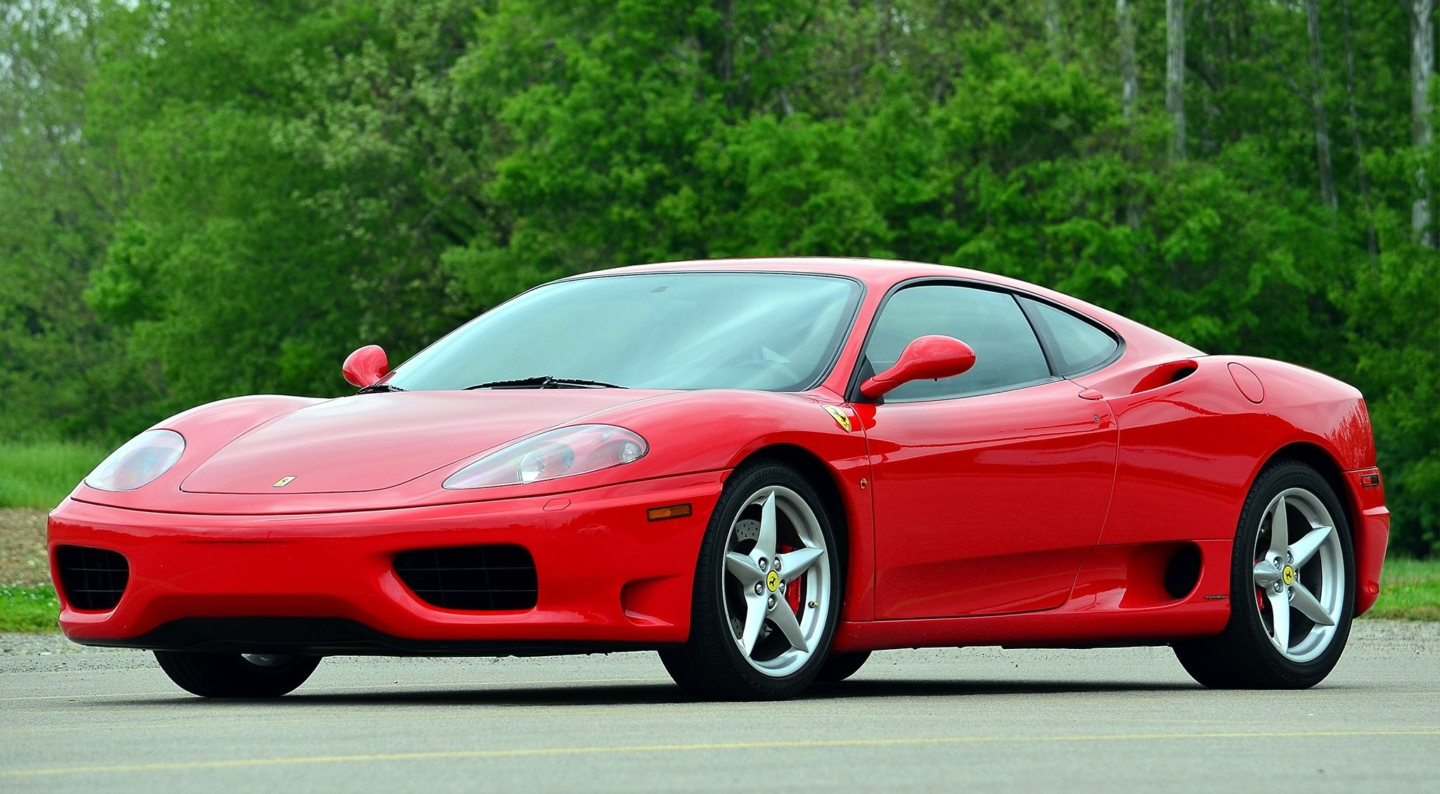 The Ultimate Ferrari 360 Modena Buyers Guide Exotic Car List