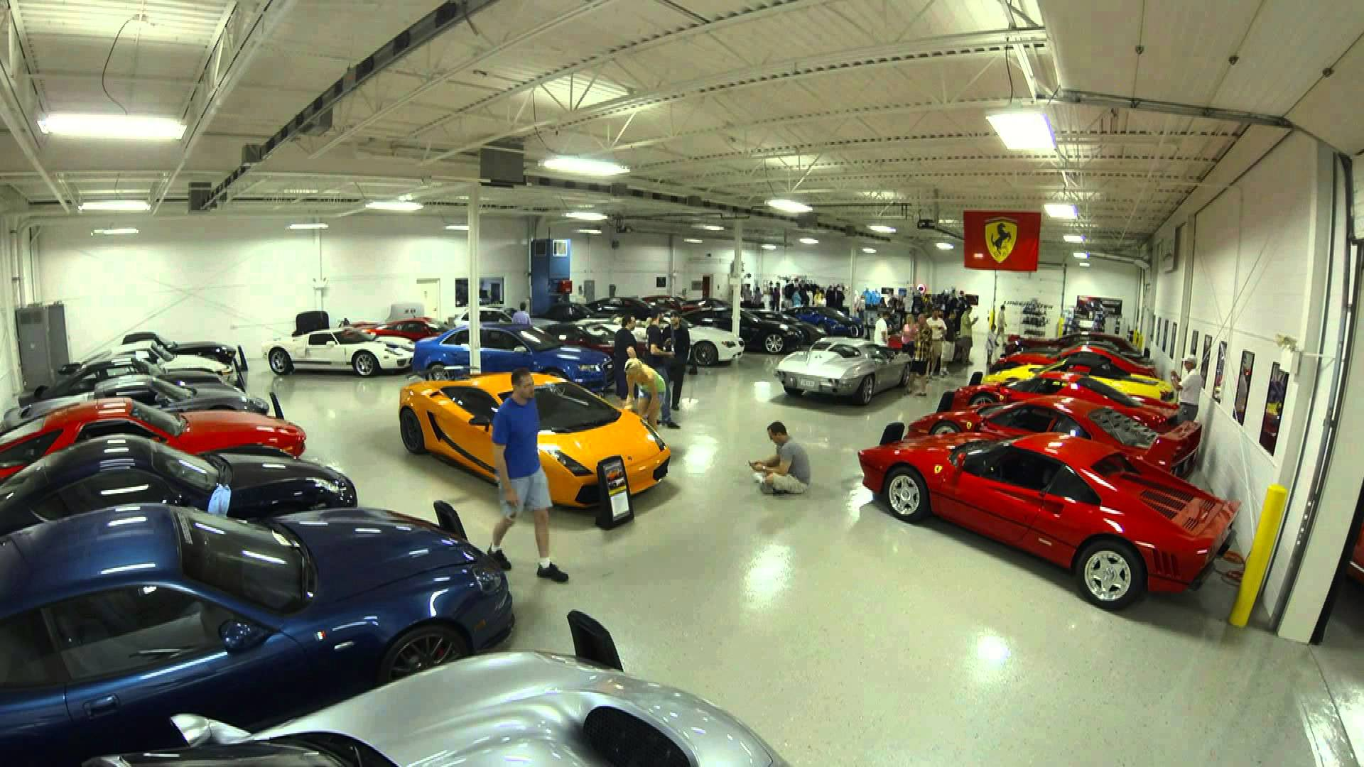 Top 5 Supercar Collectors In The World Exotic Car List