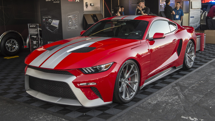 At Last Years Specialty Equipment Market Association Sema Show Zero To  Designs Unveiled The Gorgeous Gtt Which Stands For Gran Turismo Tribute