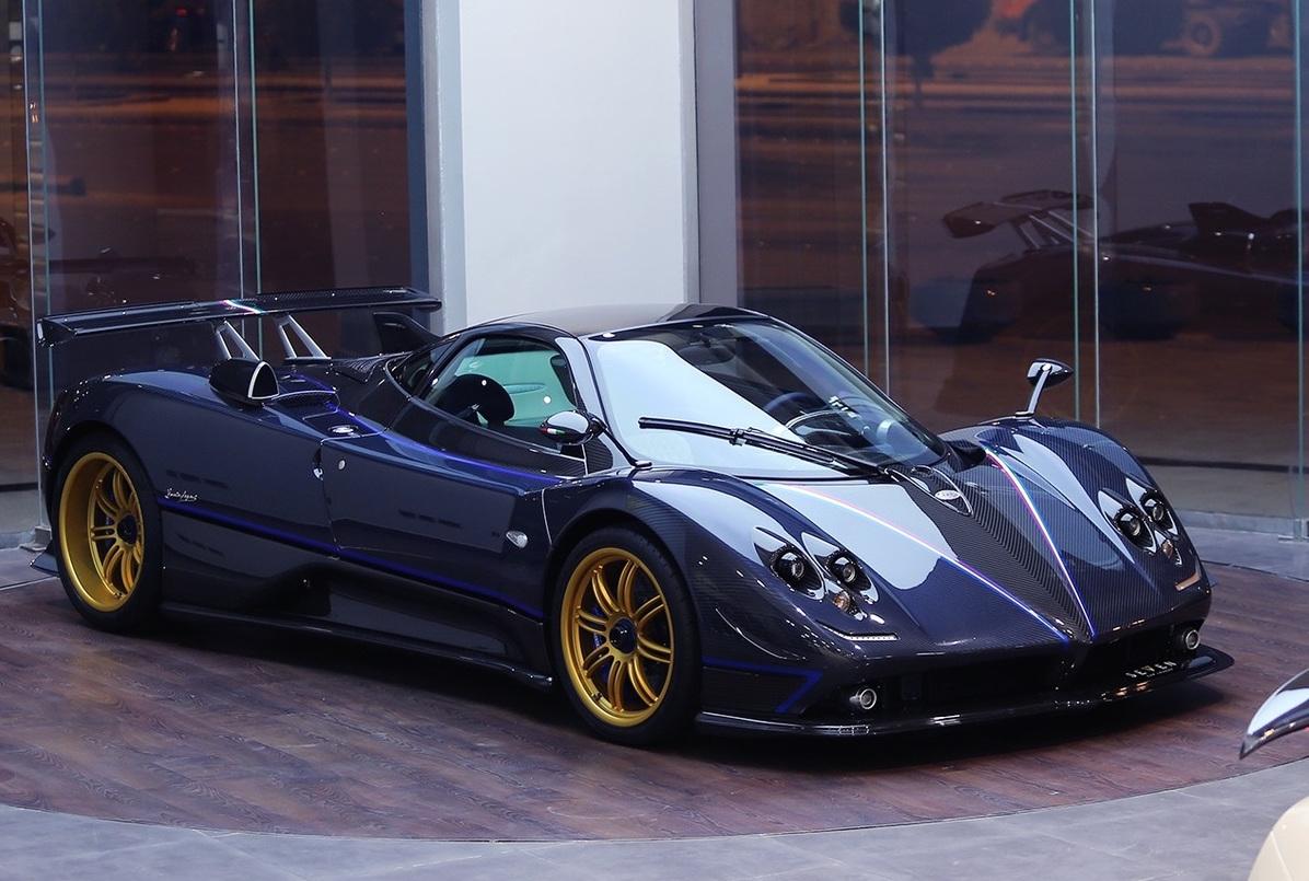 Pagani Zonda Tricolore For Sale Exotic Car List