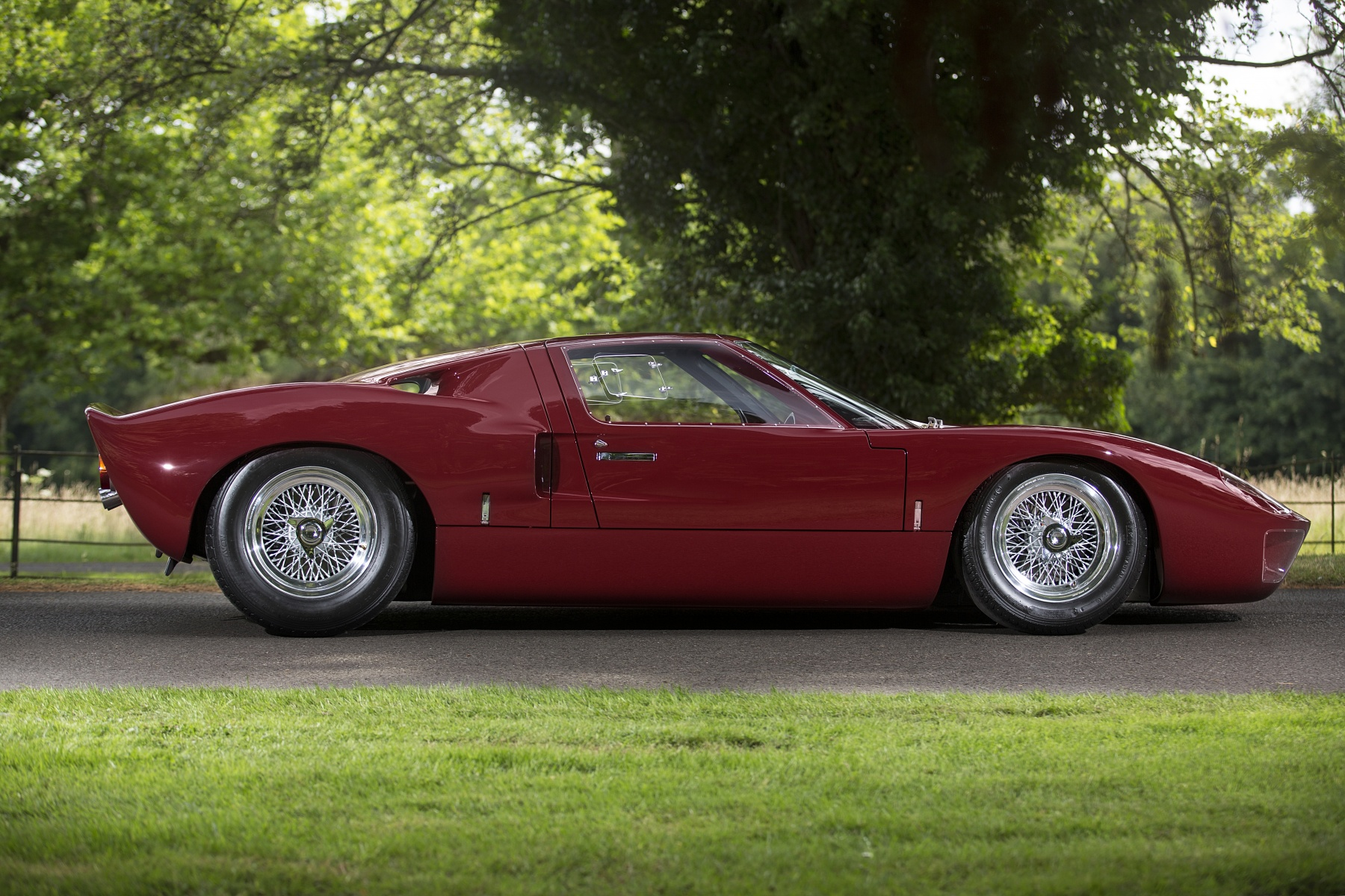 1966 Ford GT40 MK1 For Sale - Exotic Car List
