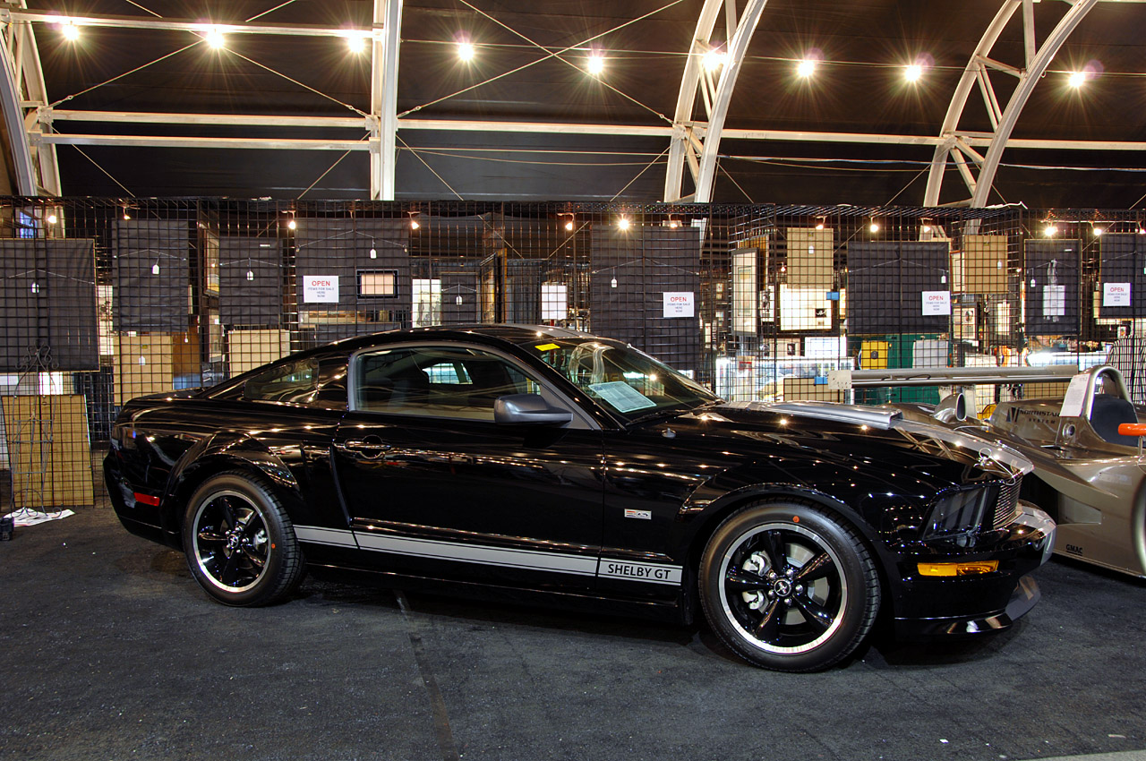 First 2007 Shelby GT500