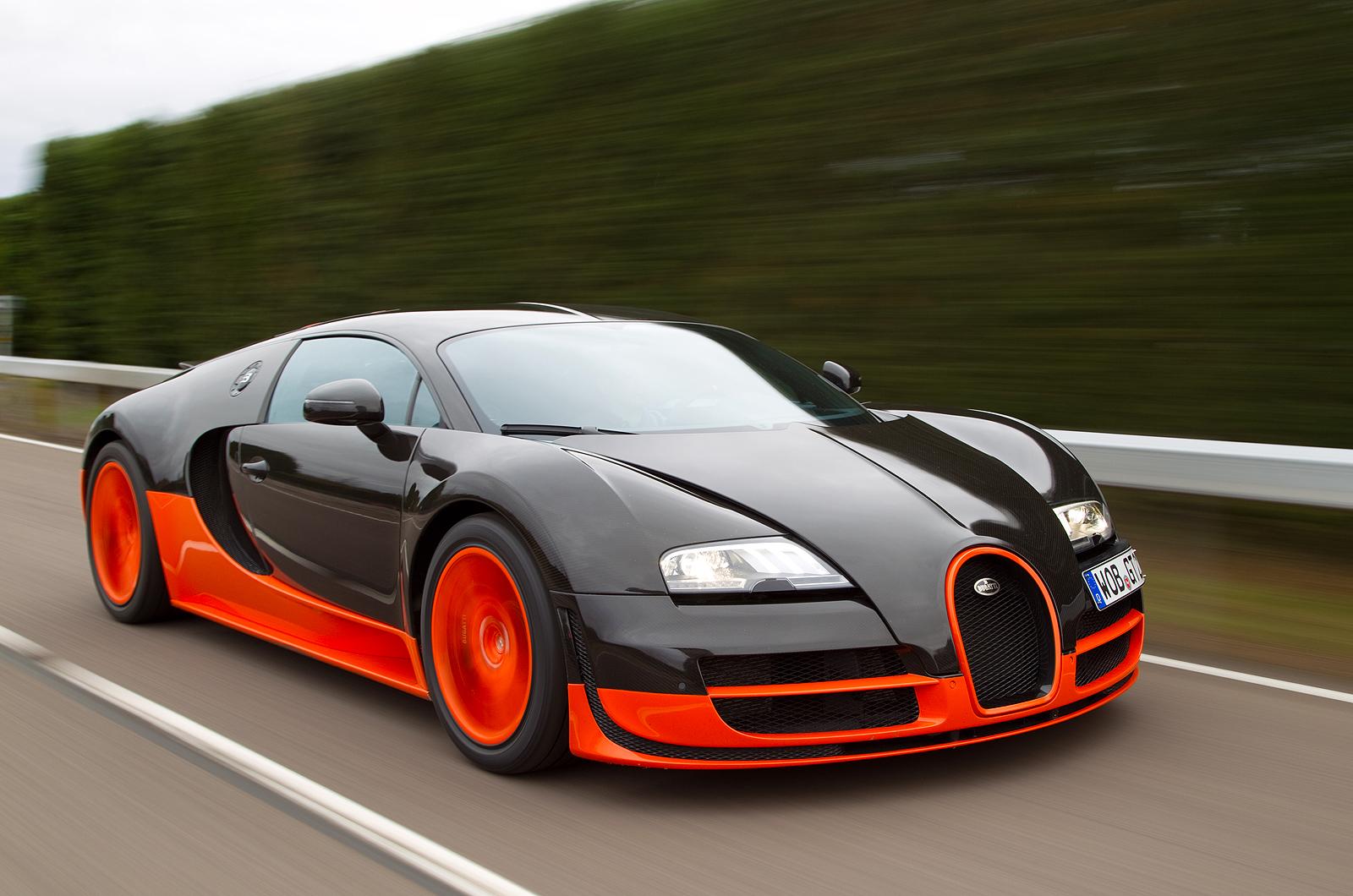 Is the bugatti chiron street legal