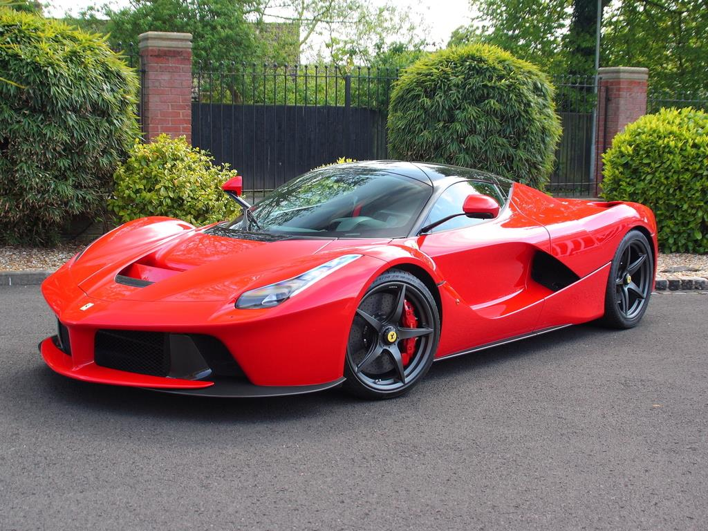The Fastest Road Legal Supercars Exotic Car List