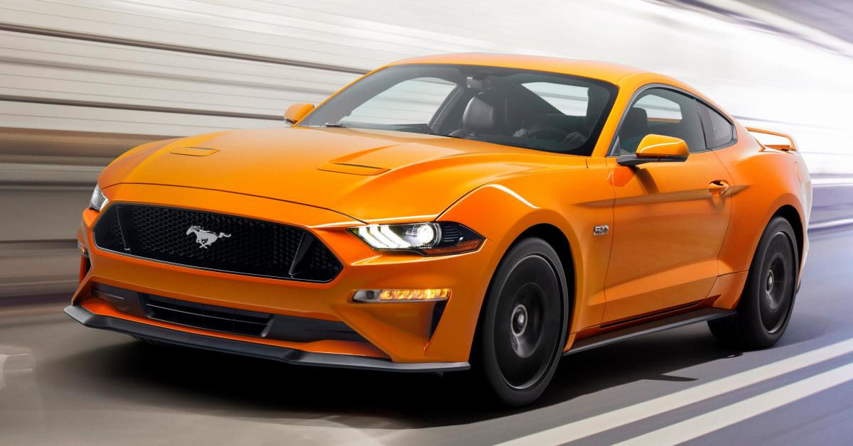 Hellion Ford Mustang