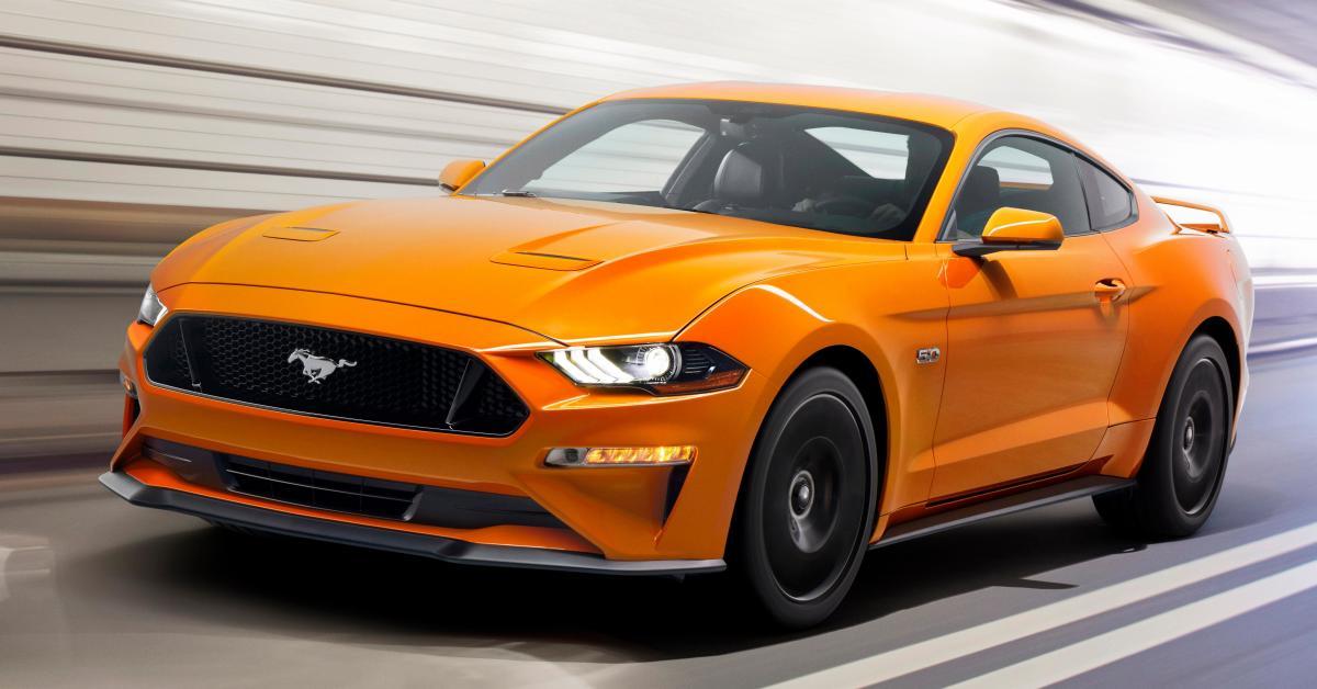 Ohio Dealership Selling 1,200-Horsepower Ford Mustang