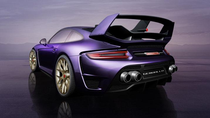 Gemballa Avalanche Porsche 911