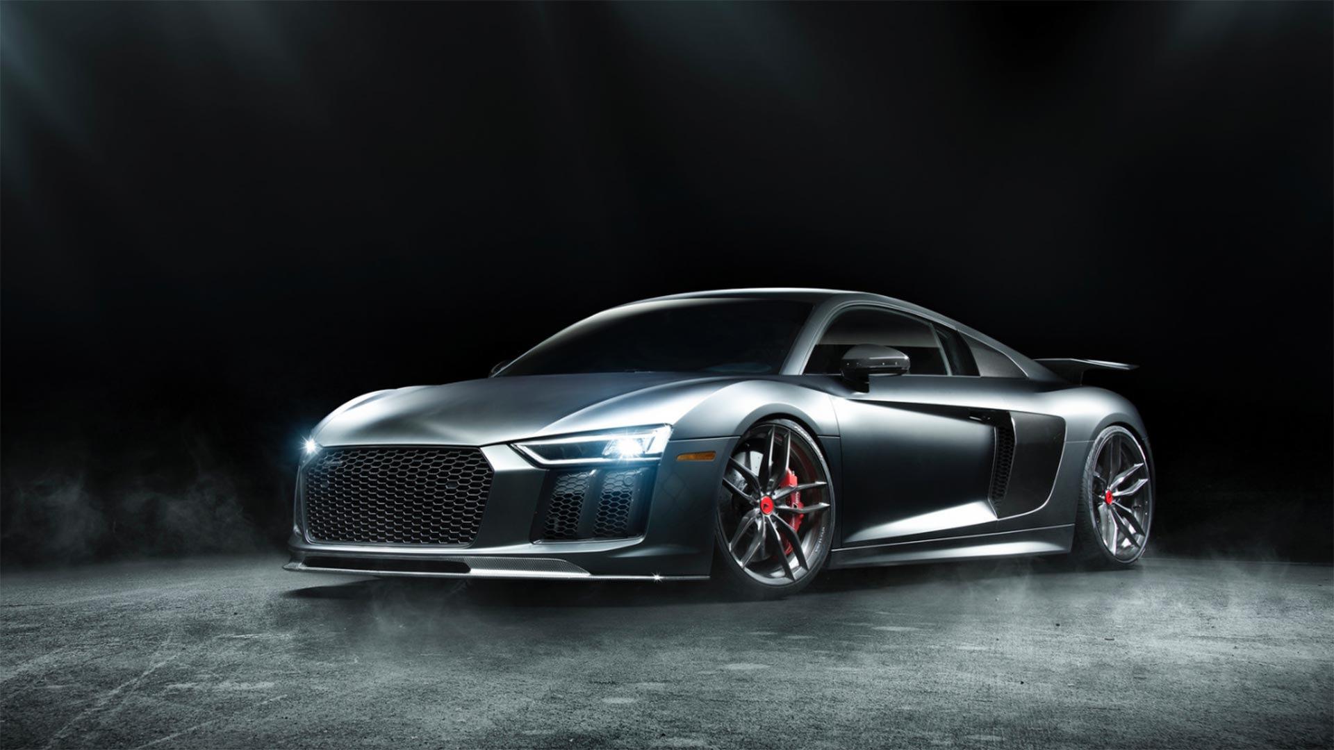 Audi R8 Vorsteiner