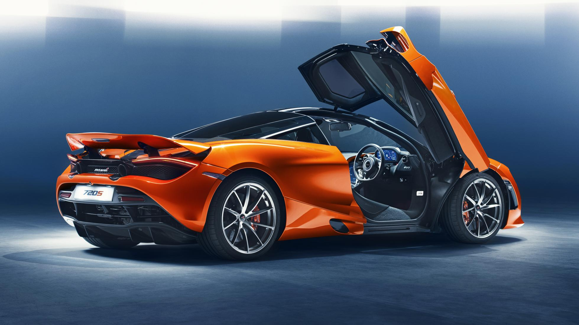 mclaren 720s the new beast in town luxury cars. Black Bedroom Furniture Sets. Home Design Ideas