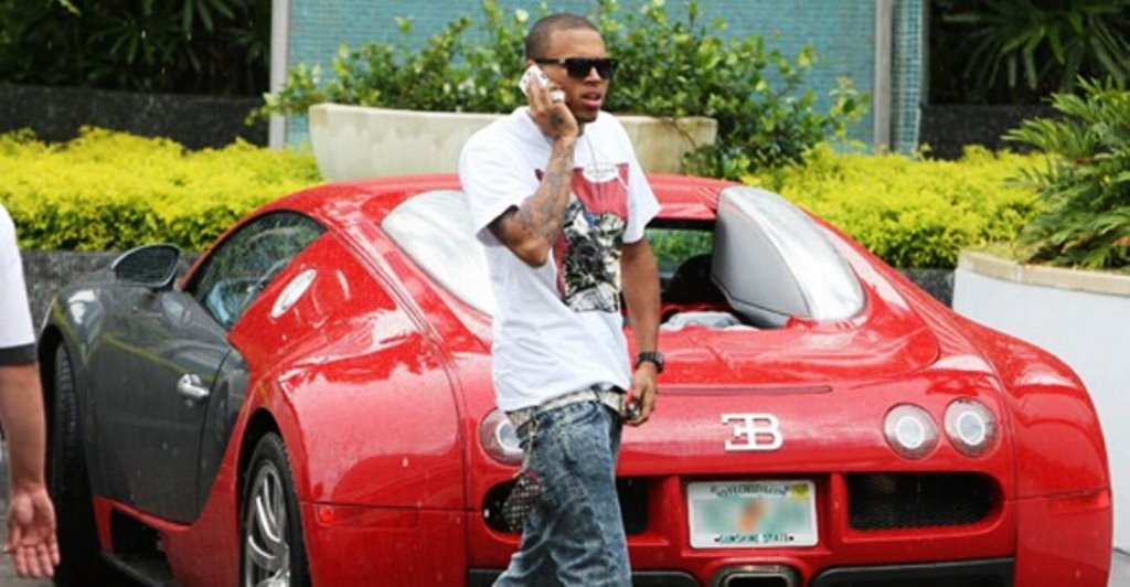 Top Exotic Cars Driven By Celebrities Exotic Car List