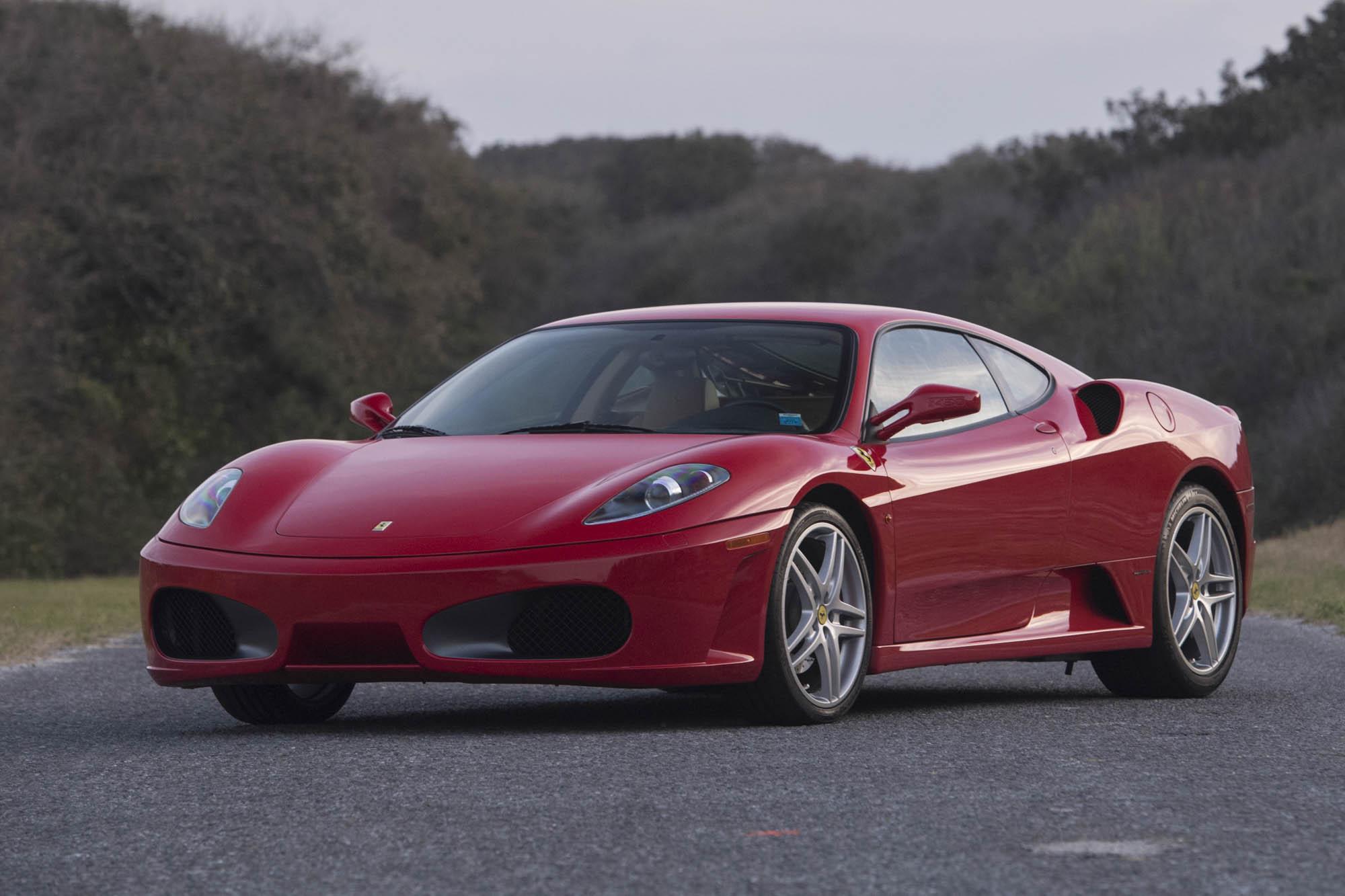 Trumps Ferrari F430