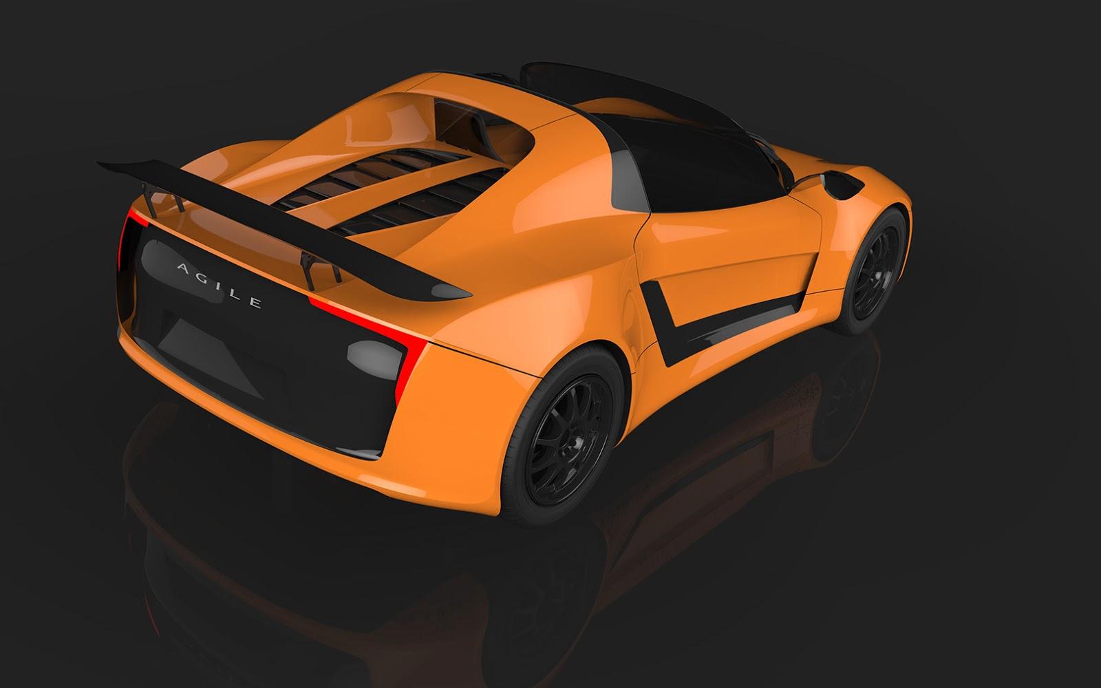Agile Automotive's SC122