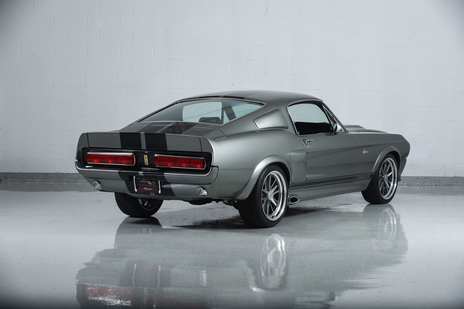 1967 ford mustang shelby gt500 eleanor tribute