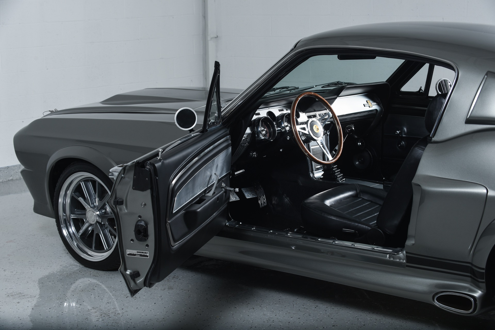 1967 Shelby Gt500 Eleanor >> 1967 Ford Mustang Fastback Eleanor Tribute - Exotic Car List