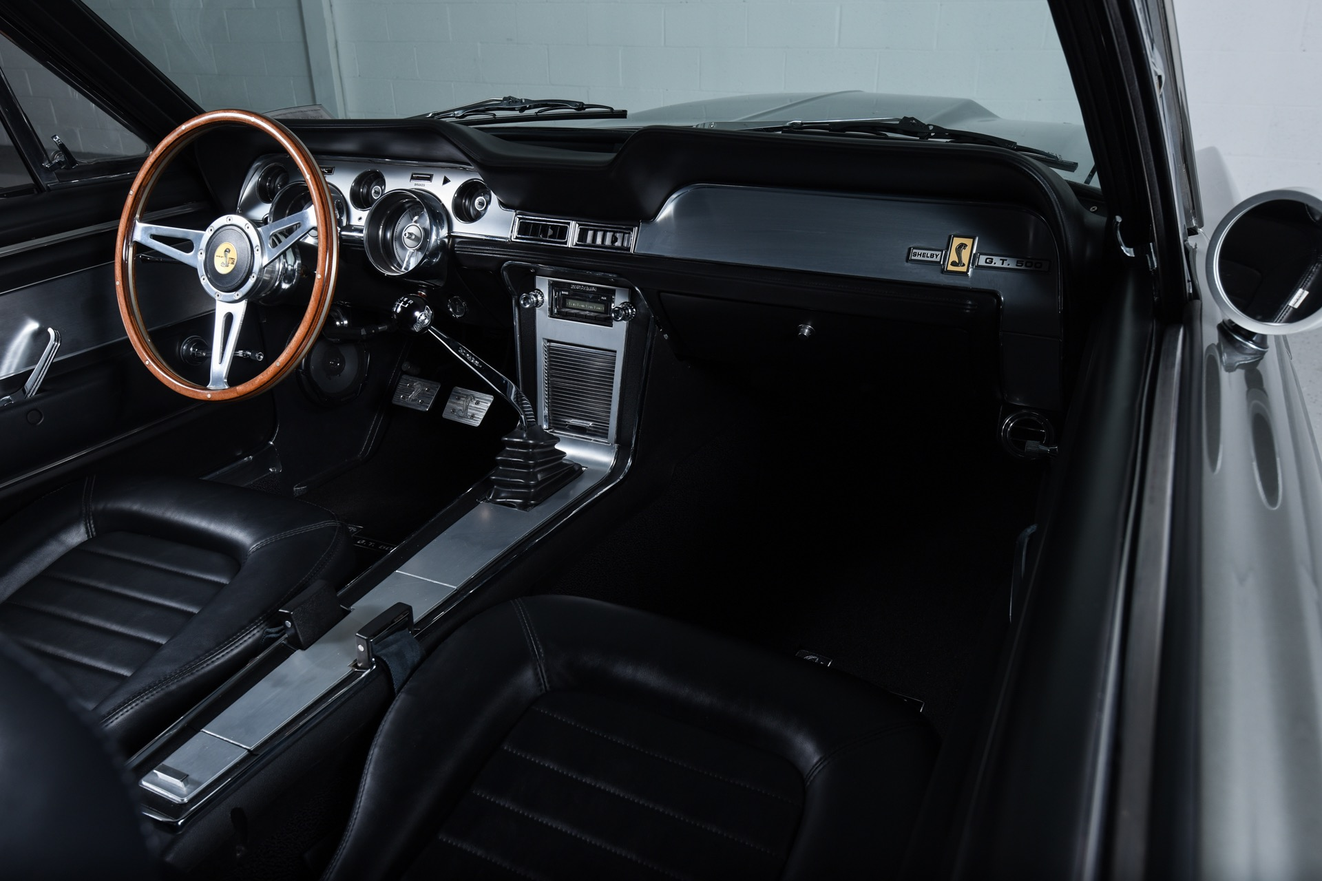 Ford Mustang 1967 Eleanor Interior