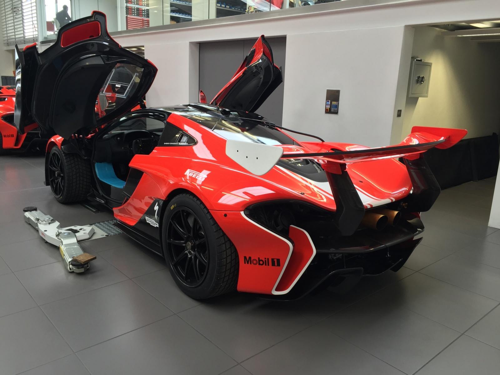 Street-Legal McLaren P1 GTR For Sale - Exotic Car List