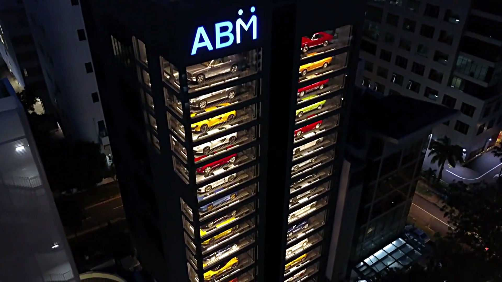 Luxury Car Vending Machine Opens In Singapore Exotic Car List