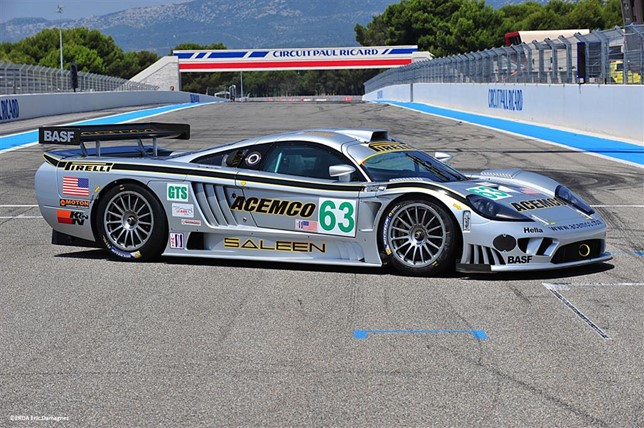 2004 Saleen S7R ALMS GT1 For Sale