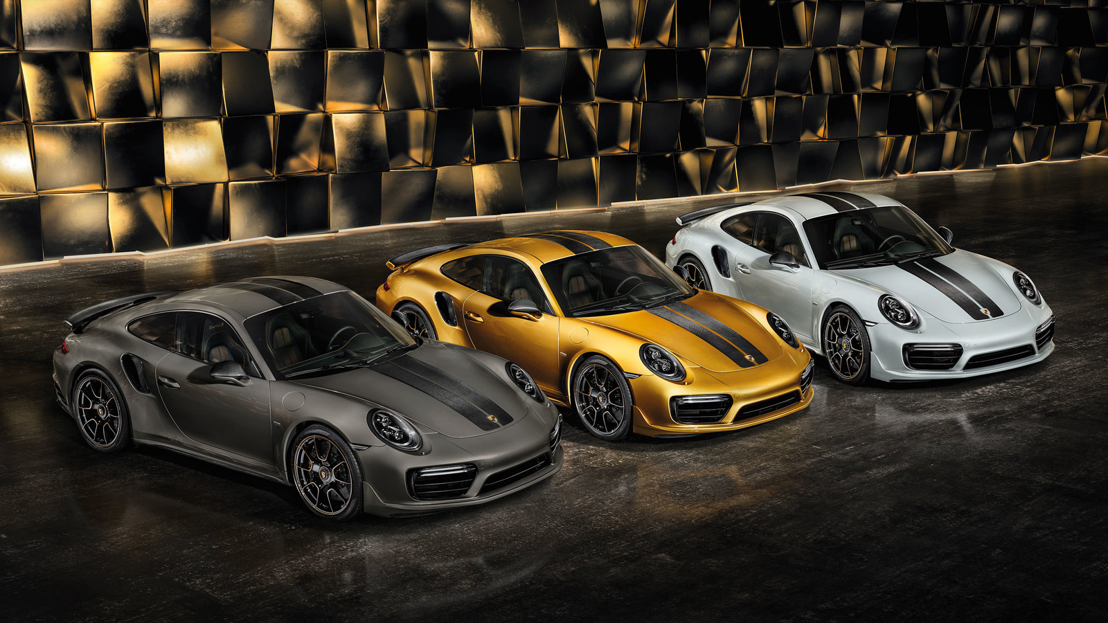 The Stunning New Porsche 911 Turbo S Exclusive Series