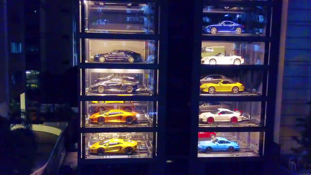 Luxury Car Vending Machine Opens In Singapore Exotic Car List