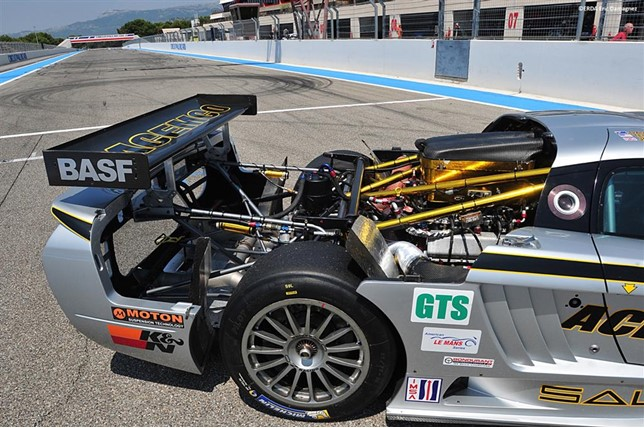 Saleen S7R ALMS GT1