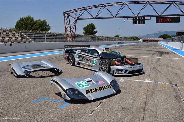 Saleen S7R ALMS GT1 029R